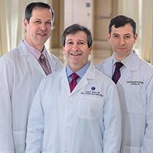 Drs. Feigenblum, Simons, and Nemirovsky