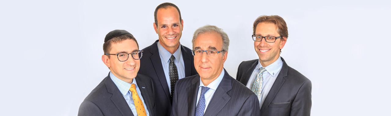 Drs. Schwarcz, Weissman, Suede, and Karl