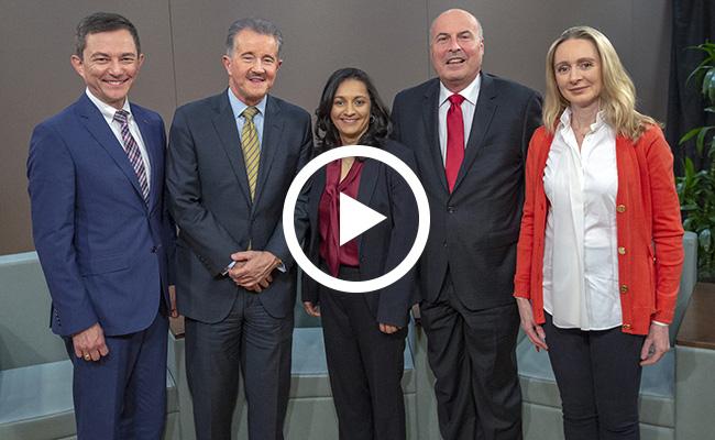 Drs. Walter Klein, Max Gomez, Minaxi Jhawer, Steven Brower, and Anna Serur