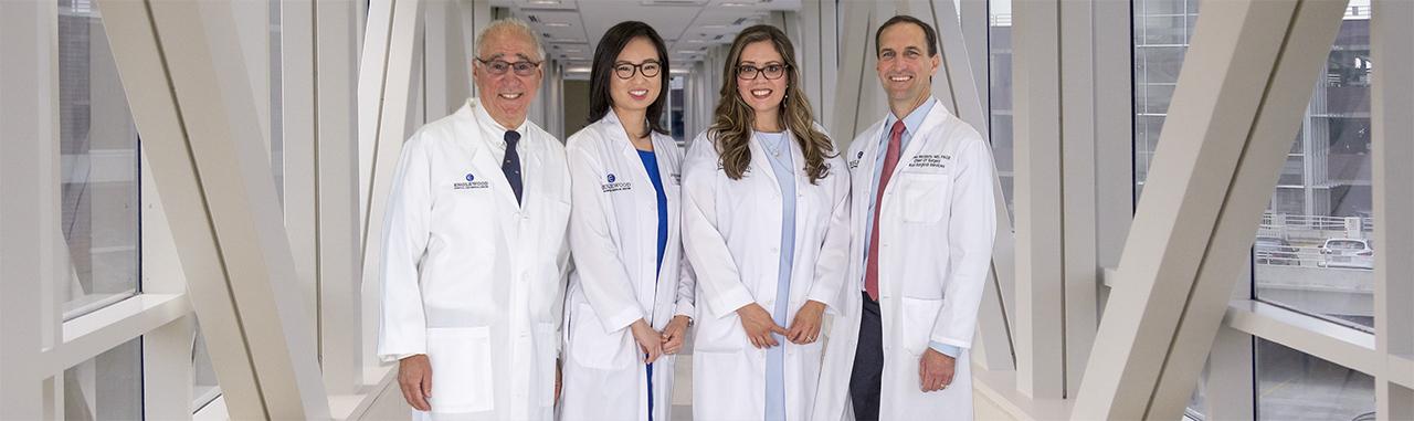 Drs. Ibrahim, Sherman, Morales-Ribeiro and McGinty