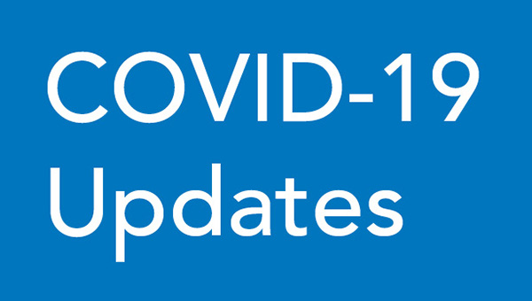 COVID-19 Updates graphic
