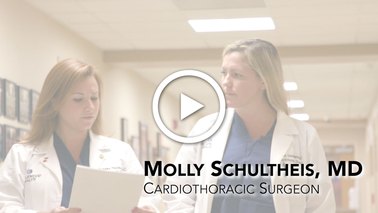 Video: Dr. Molly Schultheis - Cardiology, Cardiothoracic Surgery